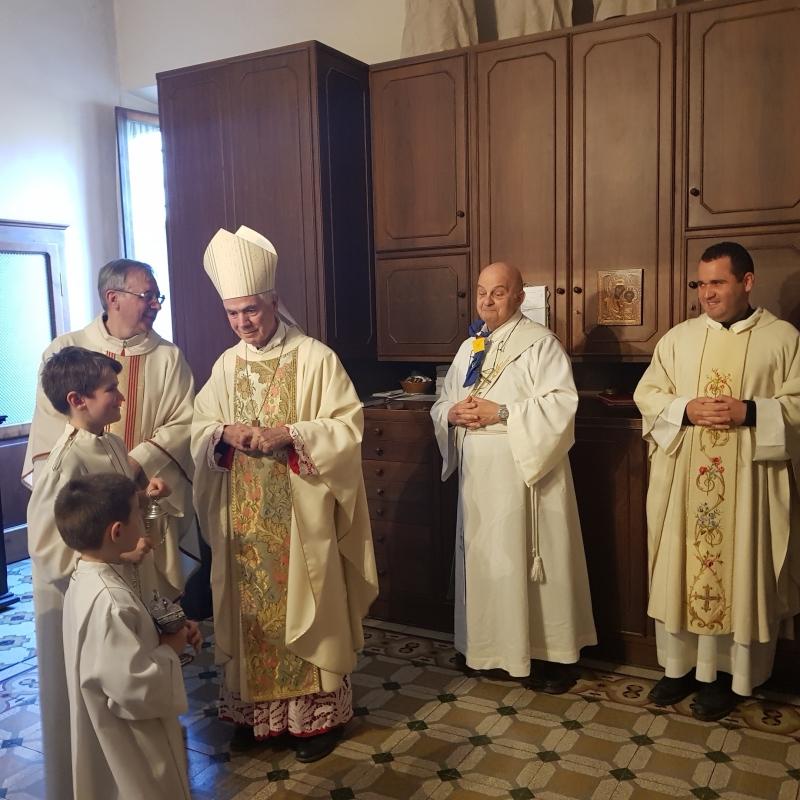 Arrivo a Pontenure e Visita Oratorio (22)