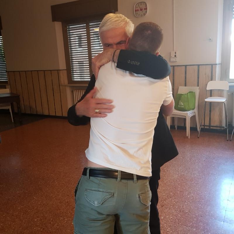 Arrivo a Pontenure e Visita Oratorio (6)