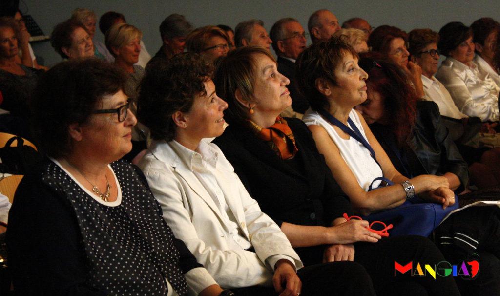 In prima fila le autorità comunali e la dott.ssa Sacchini.